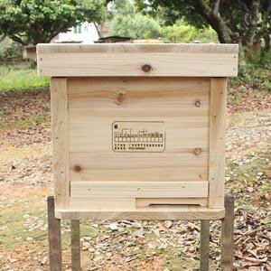 中蜂箱诱蜂桶诱蜂蜡三峡桶圆桶诱蜂诱捕野蜂养蜂初学中蜂格子箱包