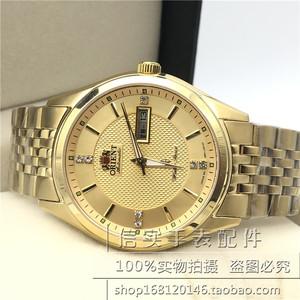 男士日本双狮手表 东方全自动机械表 大表盘防水带夜光时尚腕表