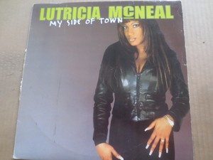 Lutricia McNeal ‎– My Side Of Town 电子嘻哈 黑胶LP唱片