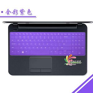 戴尔老款笔记本电脑键盘保护膜1564 15RR N5010 M5010M501Z硅胶套