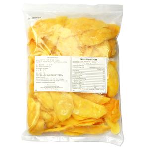菲律宾进口 芒果干500g 新鲜水果干果脯休闲零食品小吃包邮