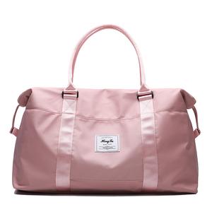 旅行包包女手提轻便收纳短途大容量出门网红旅游包外出差行李包袋