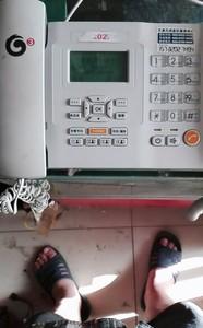 HUAWEI F501固定无线终端TD-SCDMA 移动3G