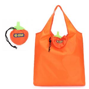 草莓袋可折疊購物袋手提單肩超市買菜包便攜手提袋子環保禮品袋潮