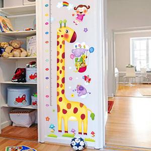 儿童房间壁纸装饰墙纸自粘卡通宝宝?#21487;?#39640;贴纸可移除卧室贴画墙贴
