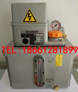 LCB4111B日本正和昭和SHOWA电动润滑泵集中润滑泵LCB4011C-TZ4A