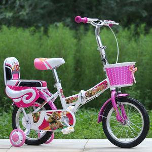 自行车带后座单车图片