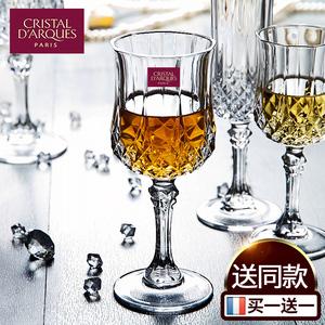 法国无铅水晶红酒杯图片