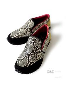 日本 平田和宏 KAPITAL K1909XG507 复古 笑脸 休闲鞋 低帮鞋