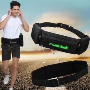 马拉松跑步手机腰包男士户外多功能运动健身装备防水壶腰带女潮款