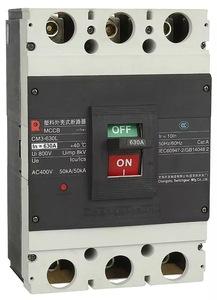 塑料外壳式断路器 MCCB CM3-800M/3300 630A 700A 800A 三相三线
