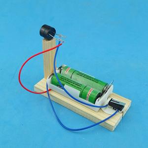 简易发报机学生课堂diy科技小制作小发明动手工拼装科学实验