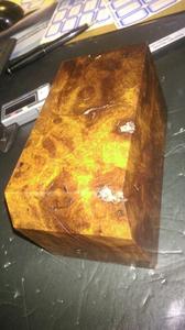 美國沙漠鐵木 原料 樹瘤料 彈弓料16-20