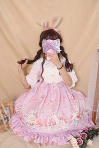 售完不补【限时活动】熊气球和欢乐歌lolita【肥啾啾】kiki合作款