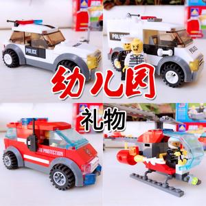 兼容樂高積木玩具汽車6-12歲益智拼裝飛機幼兒園兒童節日禮物男孩