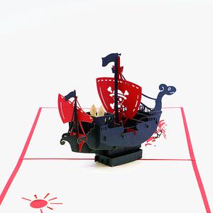 海贼王立体卡