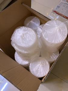 一次性透明塑料碗飯盒 品牌:美益塑業 餐具類型:碗 只數:1