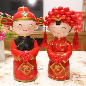 瓷娃娃中国风