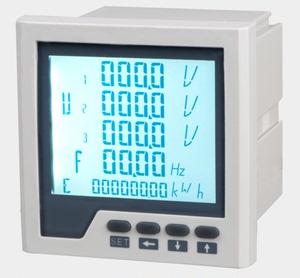 LY2000 数显多功能仪表 全电量电力监测仪表 三相多功能电力