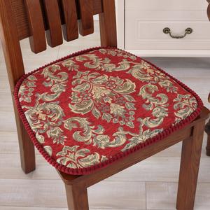 中式餐椅垫