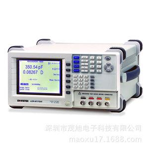 臺灣固緯 LCR8105G LCR測試儀 5MHz