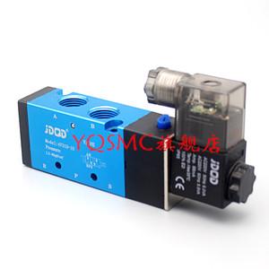 亞德客型 4V310-10/4V320-10/4V330C/E/P-10 電磁換向閥 YQSMC