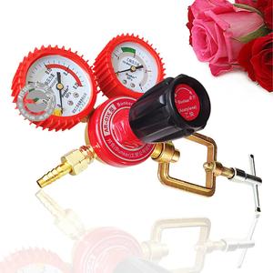 邦克工具防震乙炔表 气体减压器AR-03K压力表 焊炬割炬BK-319002
