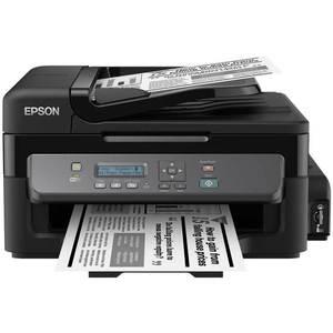"""愛普生(EPSON)M205 黑白無線一體機 墨倉式中的""""商務倉"""""""