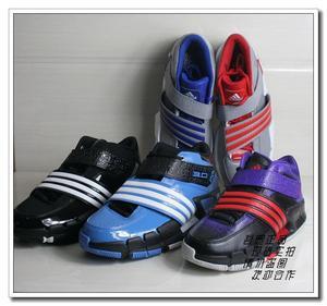 麦迪篮球鞋