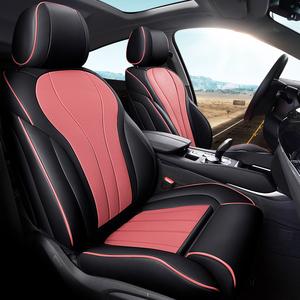 真皮汽车坐垫全包专用座套奔驰glc260 gla gle c200l E300l S级