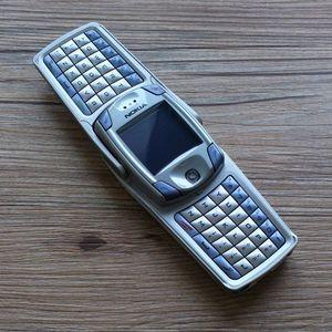 nokia诺基亚6820原装全套个性蝴蝶全键盘怀旧经典手机正版现货图片