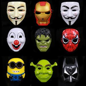 蜘蛛侠儿童面具