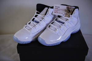 Air Jordan 11 Legend Blue AJ11 GS传奇蓝女子篮球鞋378038-117
