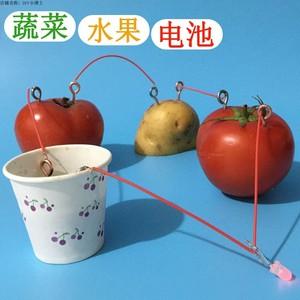 水果电池实验材料