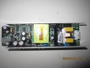 臺式機電腦電源 無風扇全靜音袖珍金牌小電源 實測達白金轉換率