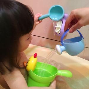 小娃娃洗澡玩具图片