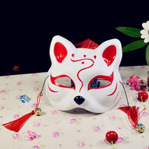 万圣节猫面具