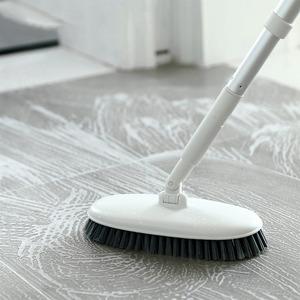 在水一方瓷砖浴室地板刷卫生间刷地刷子长柄厨房硬毛地刷清洁刷