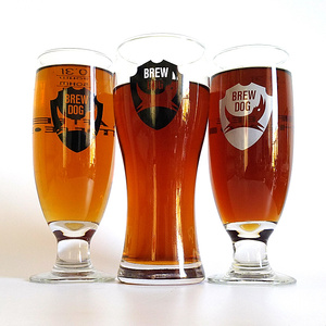 Brewdog釀酒狗啤酒杯朋克IPA精釀艾爾啤酒杯修士高腳杯笛形玻璃杯