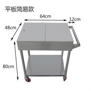 餐厅置物柜多功能厨房收纳架台面落地滚轮调料品工作车调料台碗架