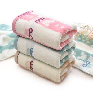 定制成人儿童洗脸家用优质毛巾毛巾棉卡通米奇加厚纯绣花