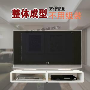 實木底座墊高架子顯示器增高架機頂盒支架電視櫃電視機擱架置物架