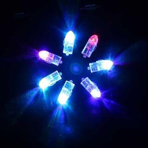 新款迷你DIY小燈泡兒童手工發光制作材料電池彩燈閃燈LED電子燈珠