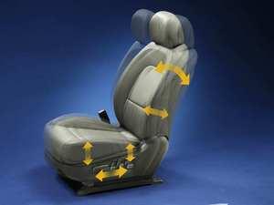 奔馳GLA/CLA/A180/B200手動座椅無損升級改裝電動8項腰托調節