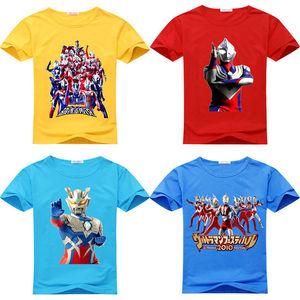 蜘蛛侠套装夏季男童短袖夏天小孩奥特曼超人衣服儿童夏款新品童装