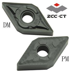 株洲ZCC.CT 数控刀片 车刀刀粒DNMG150604-DM YBC252