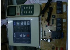 新科空调柜机电脑板
