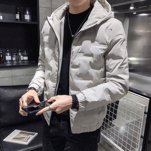 羽绒服男士外套冬季2019新款韩版潮流轻薄款短款爆款帅气冬装潮牌
