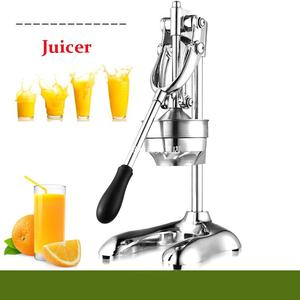 Stainless Steel Manul Juicer/Squeezer Household Orange/Lemon
