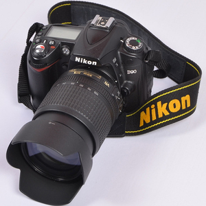 Nikon/尼康D90入門 數碼相機單反 中端 旅游攝影新手家用 D7000